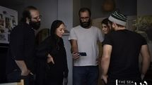 The production of the short film