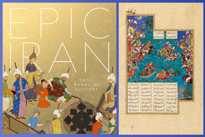 Victoria and Albert Museum to host Iranian history  exhibition