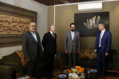 Iran, Slovakia Discuss Broader Cultural Cooperation
