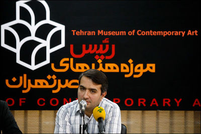 """Ehsan Aghaei: Iran """"Being and Singing"""" in Venice Biennale"""