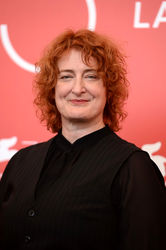 09 Director Jennifer Kent attends _The Nightingale_ photocall during the 75th Venice Film Festival