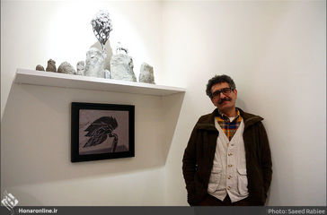 Venice Biennale Exhibits Reza Lavassani Artworks