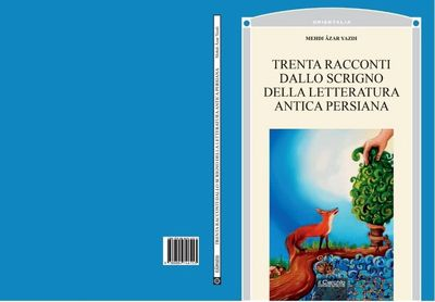 """Azar Yazdi's """"Good Stories for Good Children"""" published in Italian"""