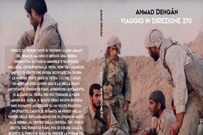 """Ahmad Dehqan's """"Bearing 270 Degrees"""" published in Italy"""