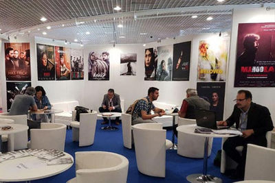 Iranian Film companies offer productions at Cannes Film Market