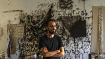 Iranian artist's artworks exhibition kicks off in South Africa