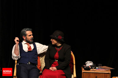 Creditors, When the Doves Disappeared on Stage at Tehran Theaters