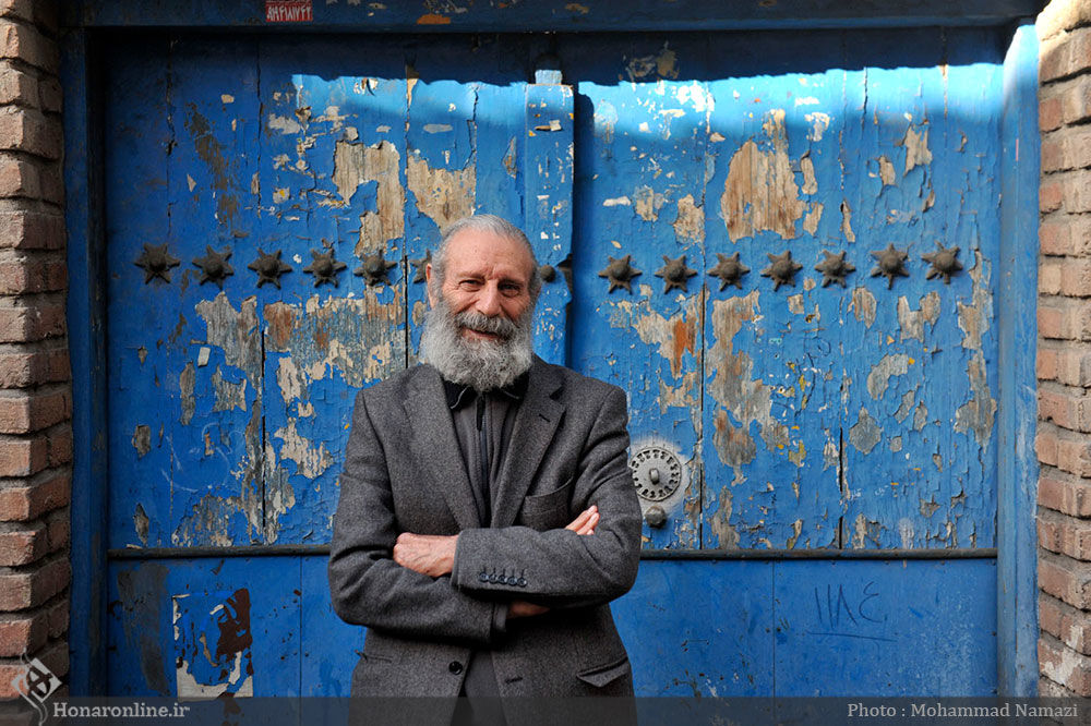 Abbas Mashhadizadeh Talks History of Iranian Academic Art