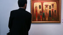 Tehran art exhibit observes intl. day of solidarity with Palestinians