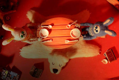 Iranian animation 'Eaten' to go on screen at three intl. film festivals