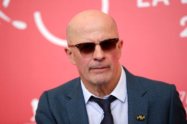 02 Jacques Audiard attends _The Sisters Brothers_ photocall during the 75th Venice Film Festival