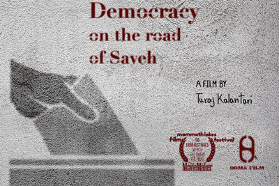 """Democracy on the Road of Saveh"" honored at Mammoth Lakes festival"