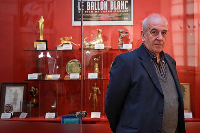 Italy's National Museum of Cinema CEO visits Film Museum of Iran