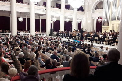 Tehran Symphony Orchestra puts on its first Russian performance