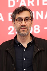 098 Ramin Bahrani attends Bloodkin photocall during the 75th Venice Film Festival