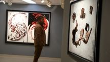 Shokouh Gallery Hosts Calligraphy Exhibition by Ahmad Mirza
