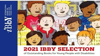 Two Iranian books among 2021 IBBY Selection of Outstanding Books for Young People with Disabilities
