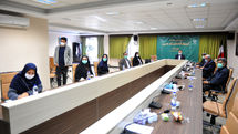 Unveiling ceremomy of system of Azad Artistic Institutions