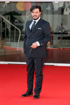 095 Javad Ezzati walks the red carpet ahead of the movie Khorshid (Sun Children) at the 77th Venice Film Festival on September 06_ 2020 in Venice_ Italy.2