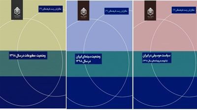 'Cultural Observation Report' on Iranian music, cinema, and the press published